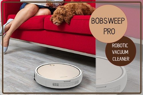 bObsweep Pro Robotic Vacuum
