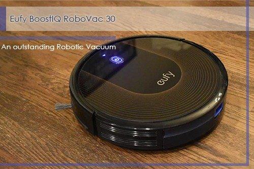 Eufy BoostIQ RoboVac 30