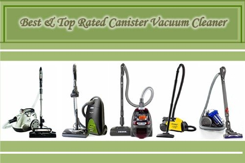 Best & Top Rated Canister Vacuum Cleaner
