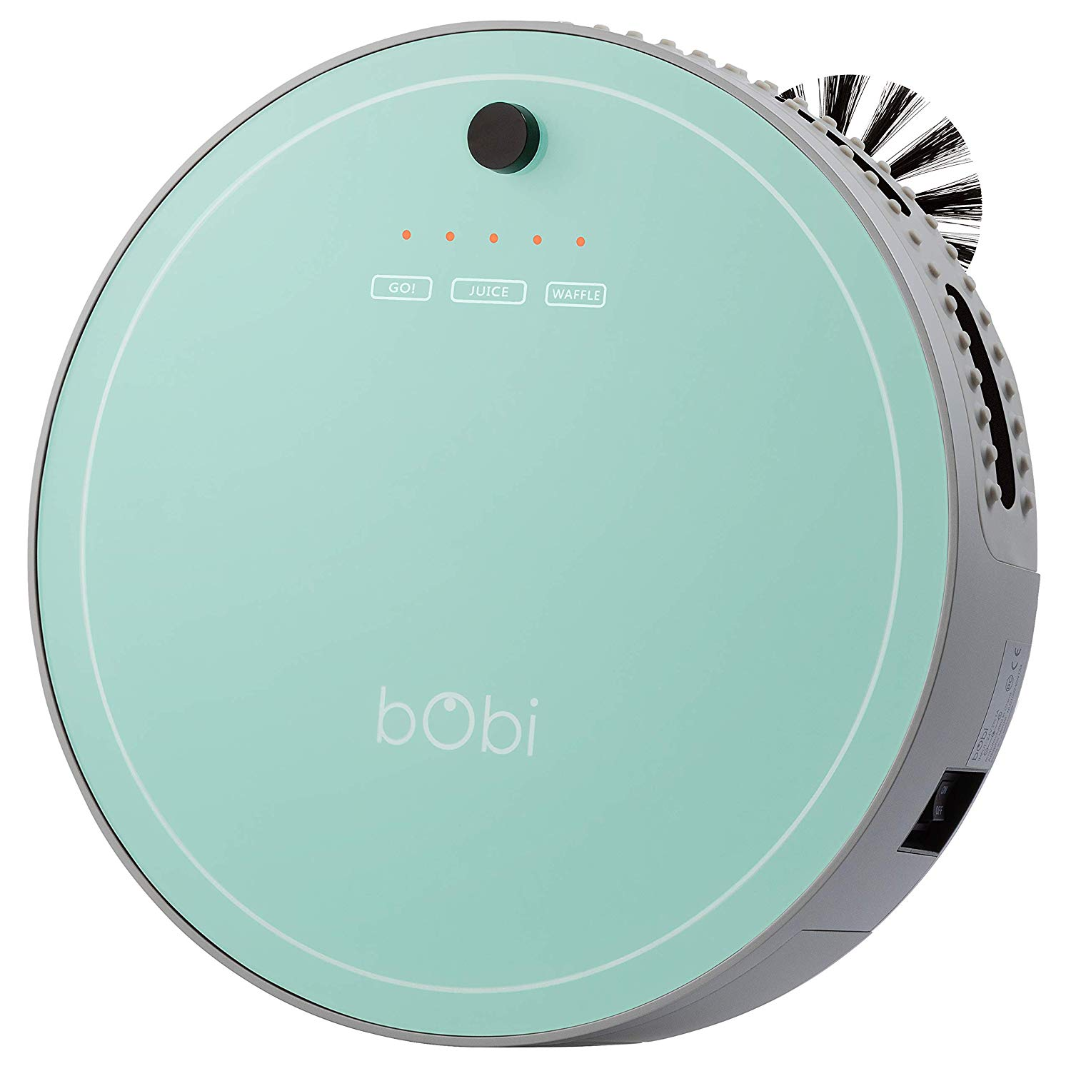 bObi Pet Robotic Vacuum Cleaner, Mint