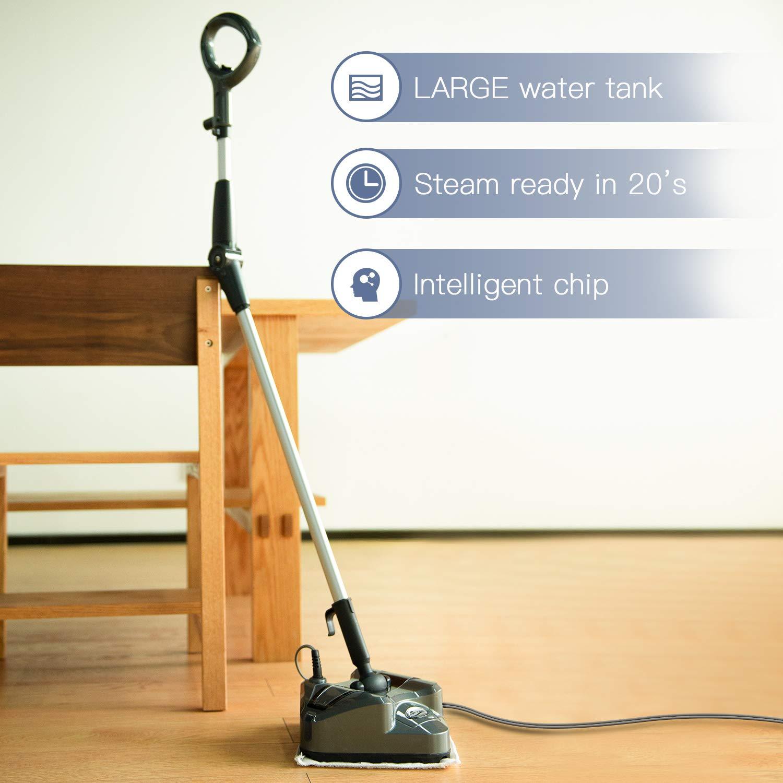Light 'n' Easy 7339 – An amazing lightweight floor steam cleaner
