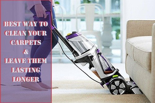 Best Way To Clean Your Carpets