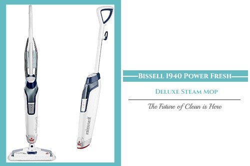 Bissell 1940 Power Fresh Deluxe