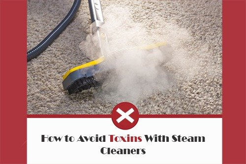 Avoid Toxins With Steam Cleaners