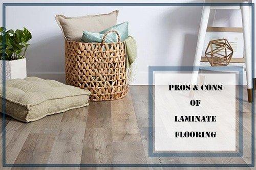 Pros & Cons of Laminate Flooring