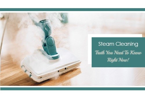 truth about steam cleaning