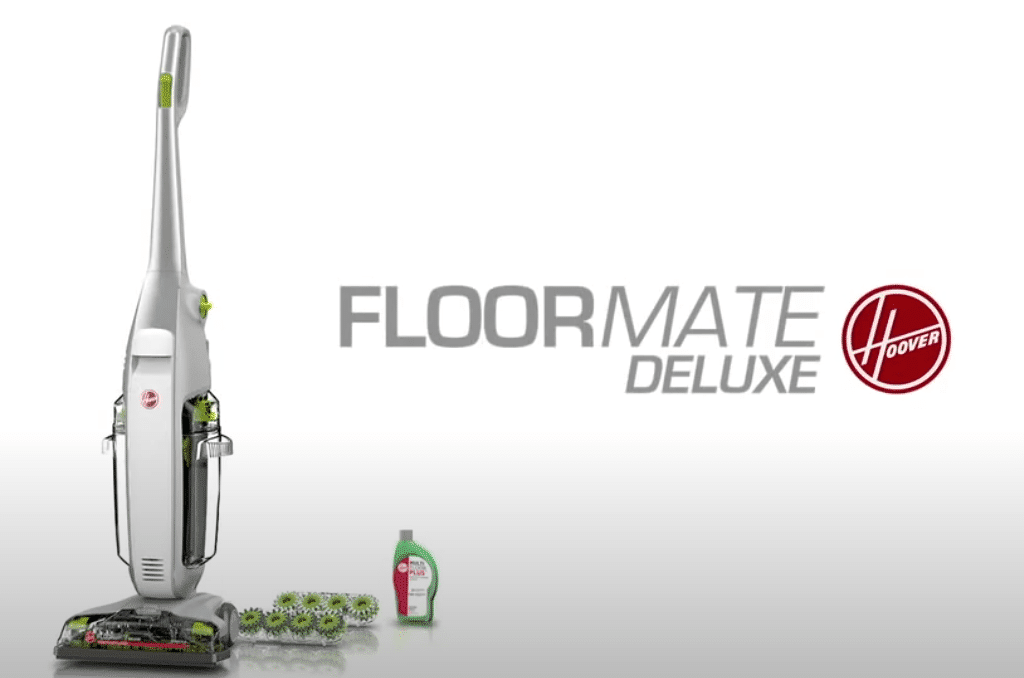 Hoover Floormate delux review