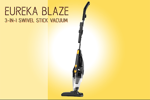 Eureka Blaze 3-in-1 Swivel Stick Vacuum