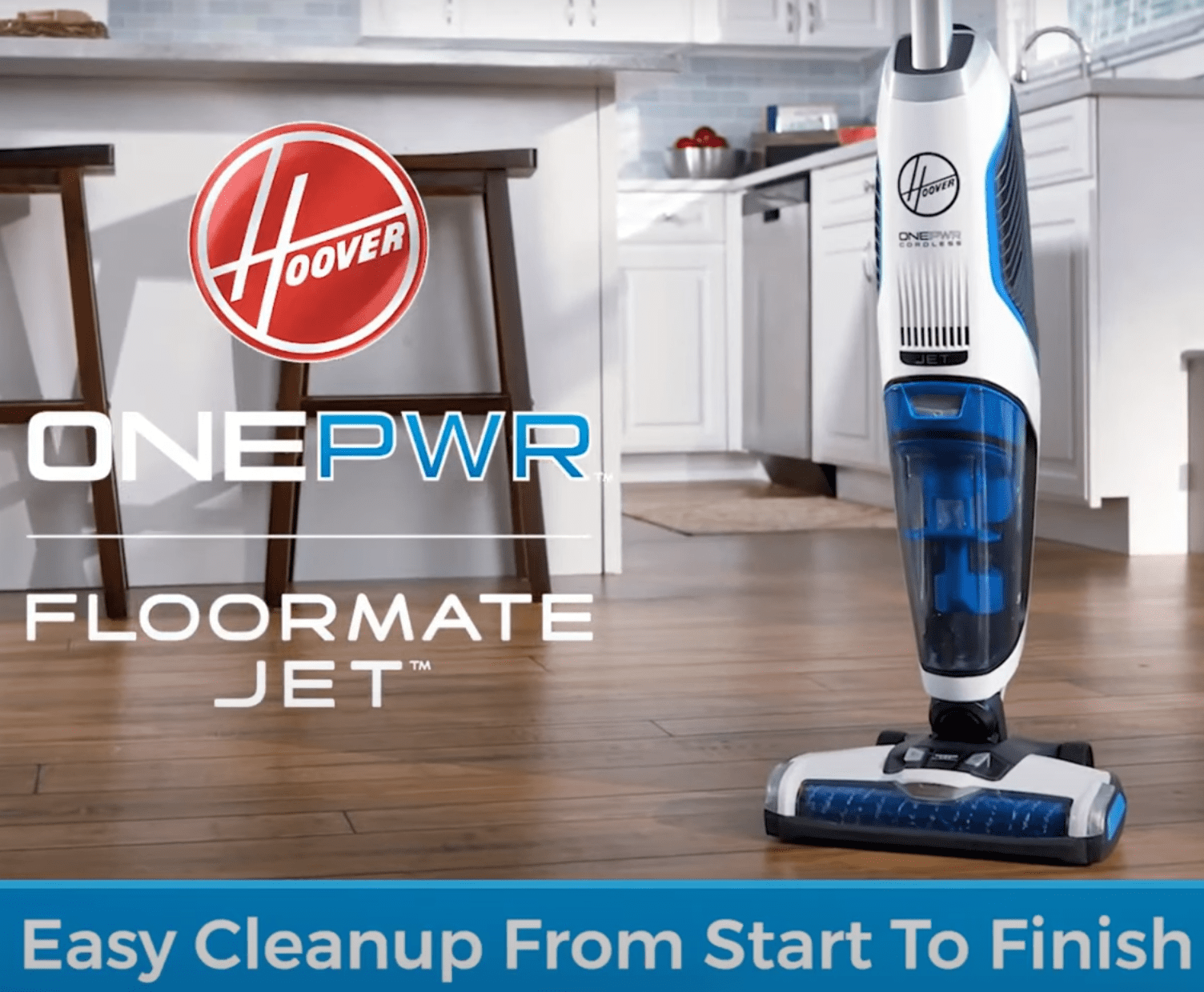 Hoover ONEPWR Cordless FloorMate Jet