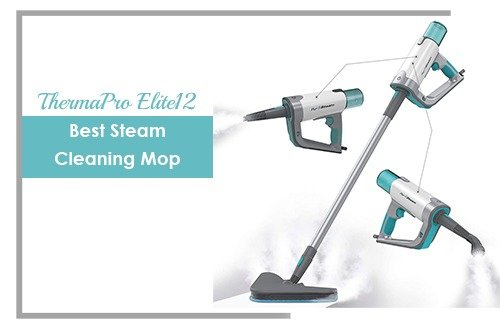 ThermaPro Elite12 Steam Cleaning Mop